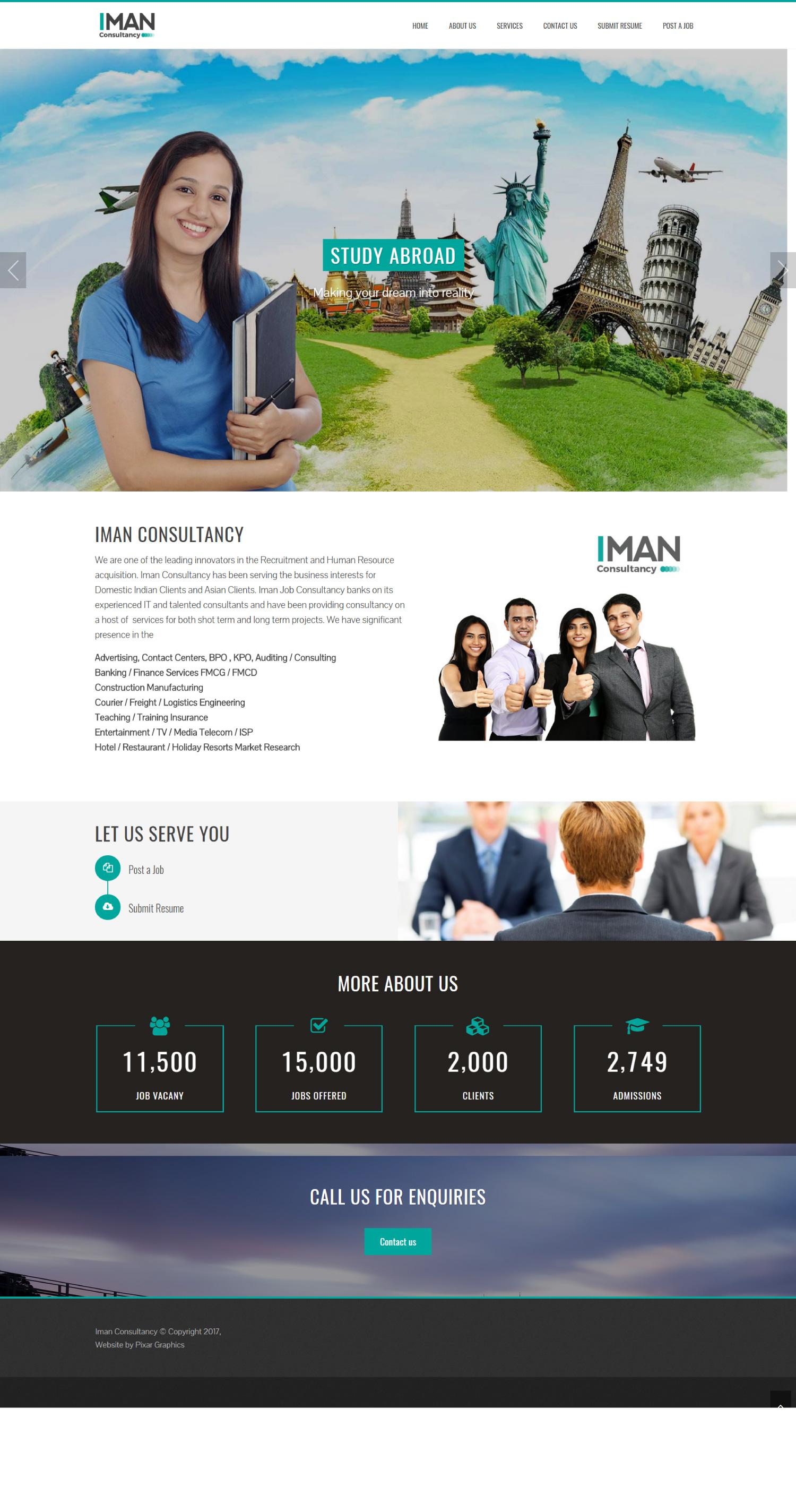 imanconsultancy.com
